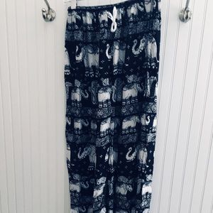 Pants - Palazzo pants, new, never worn